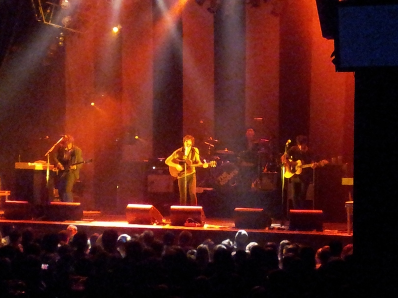 02.28.12 - The Kooks - House of Blues Las Vegas1