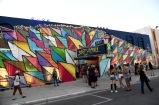 LAS VEGAS, NV - SEPTEMBER 26: Festival goers attend day 2 of the 2015 Life Is Beautiful Festival on September 26, 2015 in Las Vegas, Nevada. (Photo by Jeff Kravitz/FilmMagic)