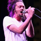 LAS VEGAS, NV - SEPTEMBER 26: Jacob Hemphill of SOJA performs onstage during day 2 of the 2015 Life Is Beautiful Festival on September 26, 2015 in Las Vegas, Nevada. (Photo by FilmMagic/FilmMagic)