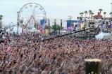 LAS VEGAS, NV - SEPTEMBER 27: Festival goers attend day 3 of the 2015 Life Is Beautiful Festival on September 27, 2015 in Las Vegas, Nevada. (Photo by FilmMagic/FilmMagic)