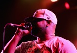 LAS VEGAS, NV - SEPTEMBER 27: Ghostface Killah performs onstage with BADBADNOTGOOD during day 3 of the 2015 Life Is Beautiful Festival on September 27, 2015 in Las Vegas, Nevada. (Photo by FilmMagic/FilmMagic)