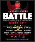 Battle of the Bands - Round 2